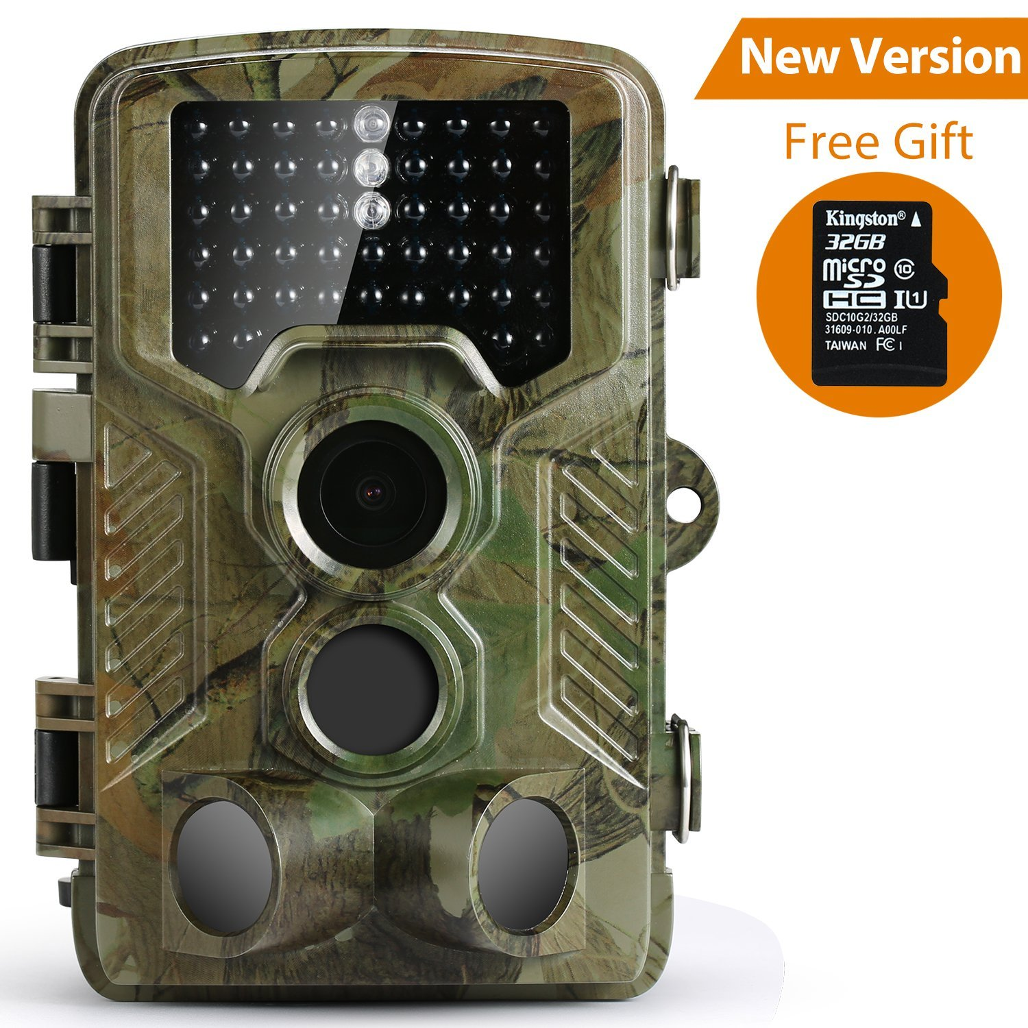 camera de chasse performante