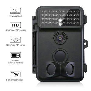 Caméra de chasse Powerextra 1080p